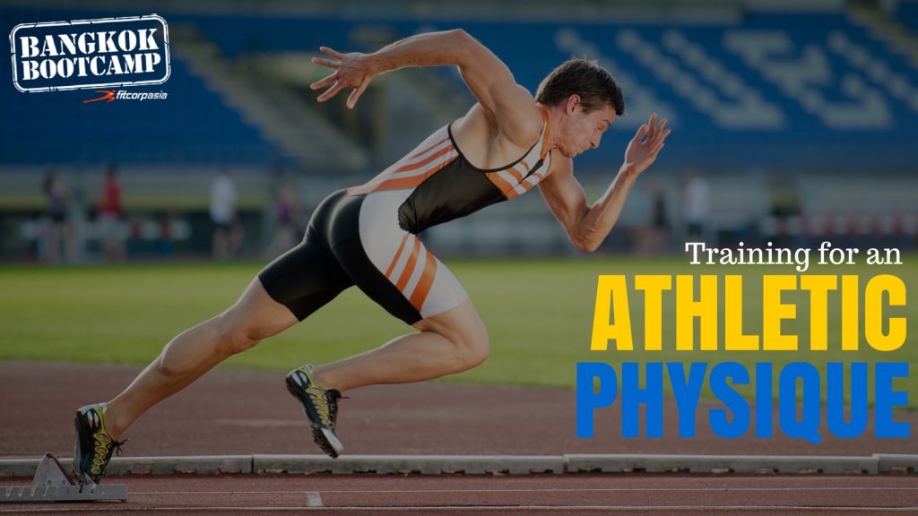 athletic physique