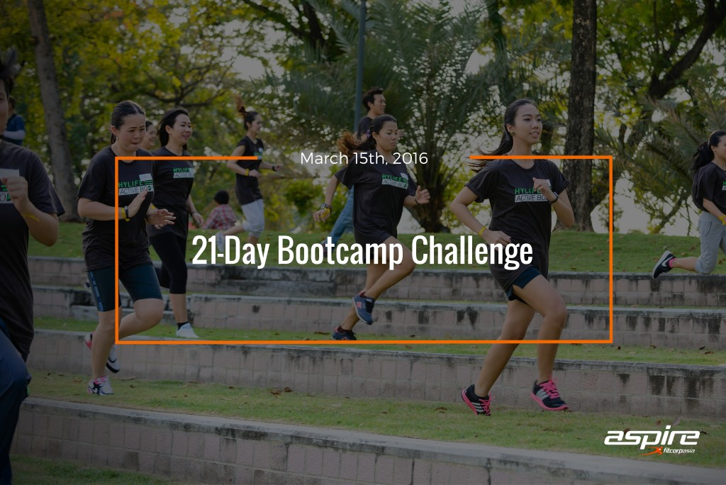 Bootcamp 21-day challenge